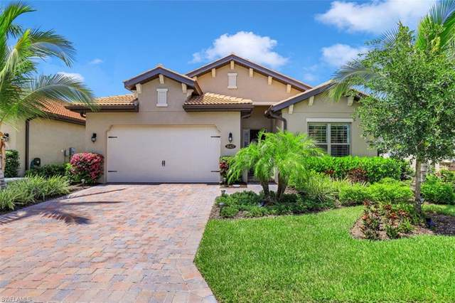 16427 Barclay Ct, Naples, FL 34110 (#220033285) :: Jason Schiering, PA