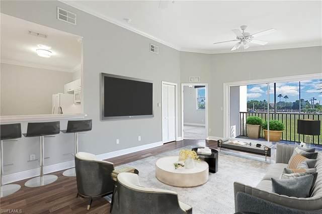 4117 Bellasol Cir #126, Fort Myers, FL 33916 (MLS #220033345) :: #1 Real Estate Services