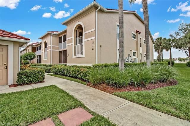 2770 Cypress Trace Circle #2426, Naples, FL 34119 (#220033392) :: Southwest Florida R.E. Group Inc