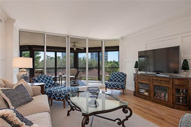 8960 Bay Colony Dr #204, Naples, FL 34108 (MLS #220033394) :: #1 Real Estate Services