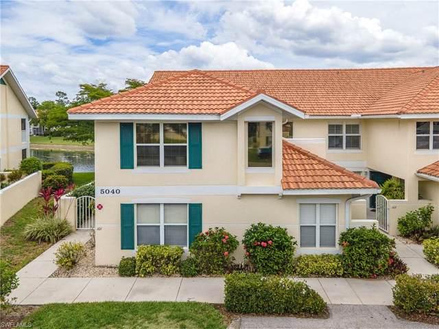 5040 Cedar Springs Dr #101, Naples, FL 34110 (#220033407) :: Equity Realty