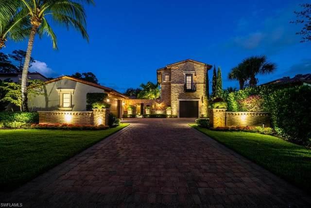 16982 Cortile Dr, Naples, FL 34110 (#220033551) :: Jason Schiering, PA