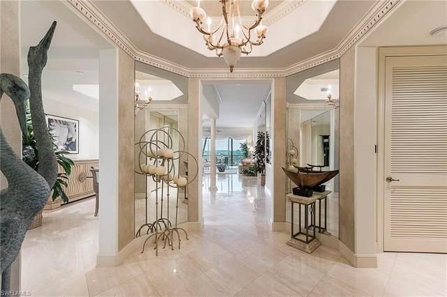 570 El Camino Real #2302, Naples, FL 34119 (MLS #220033762) :: Kris Asquith's Diamond Coastal Group