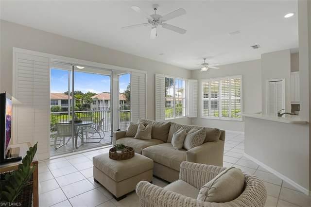 988 Egrets Run 8-202, Naples, FL 34108 (MLS #220033787) :: #1 Real Estate Services
