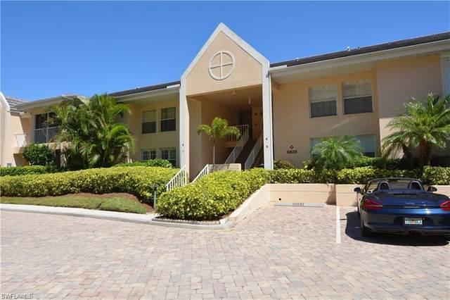 5635 Turtle Bay Dr I-8, Naples, FL 34108 (MLS #220033924) :: Clausen Properties, Inc.