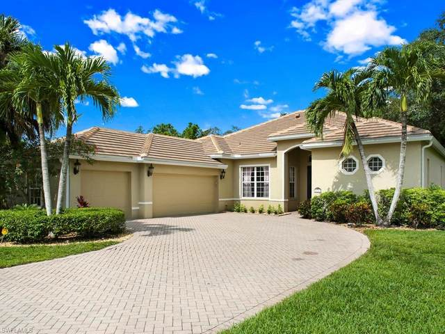 8536 Laurel Lakes Blvd, Naples, FL 34119 (MLS #220033939) :: The Naples Beach And Homes Team/MVP Realty