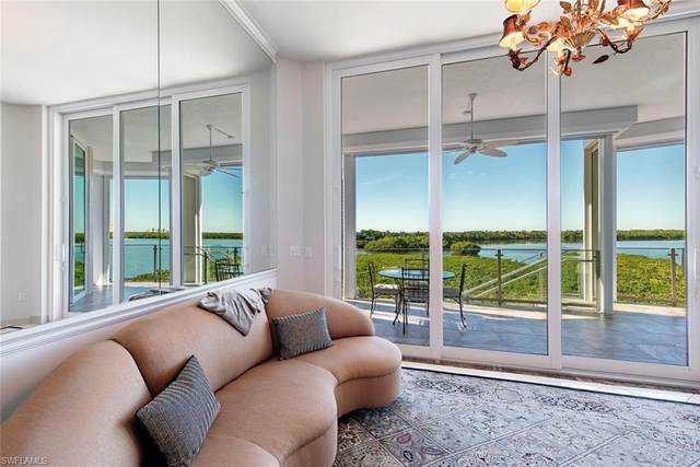 60 Seagate Dr #305, Naples, FL 34103 (MLS #220033986) :: Team Swanbeck
