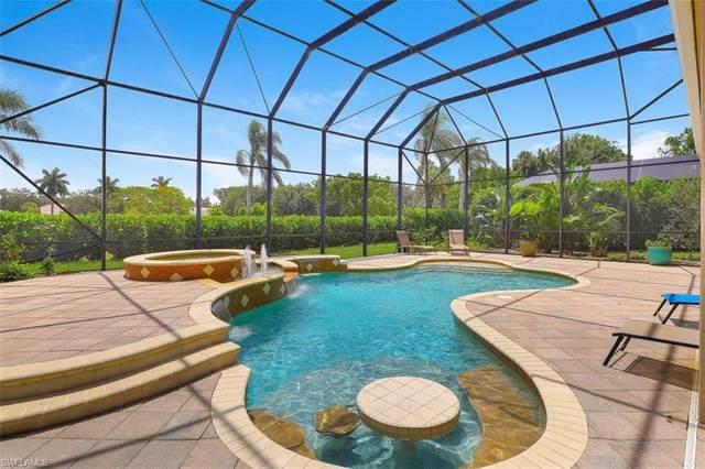 2222 Campestre Ter, Naples, FL 34119 (#220034000) :: Caine Premier Properties