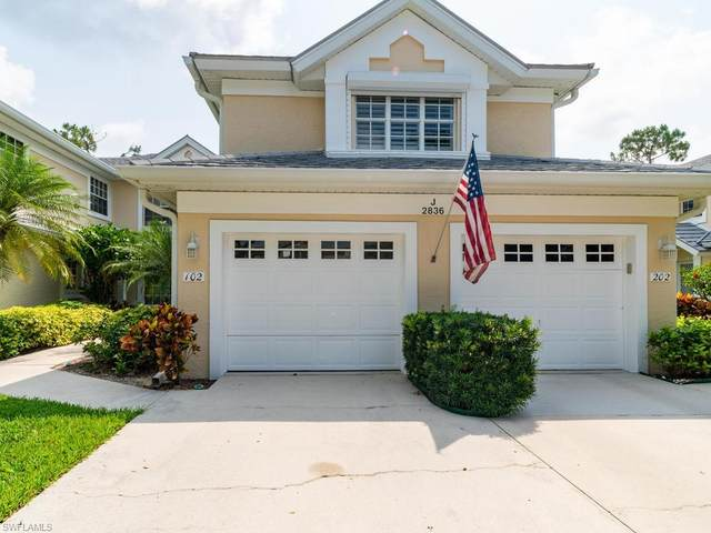 2836 Aintree Ln J102, Naples, FL 34112 (MLS #220034071) :: Uptown Property Services