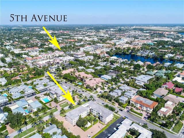 250 7th Ave S #306, Naples, FL 34102 (MLS #220034082) :: Uptown Property Services