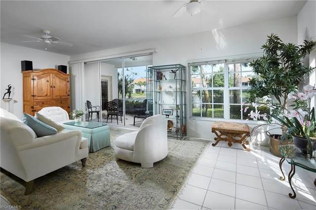1036 Egrets Walk Cir #104, Naples, FL 34108 (MLS #220034127) :: Clausen Properties, Inc.