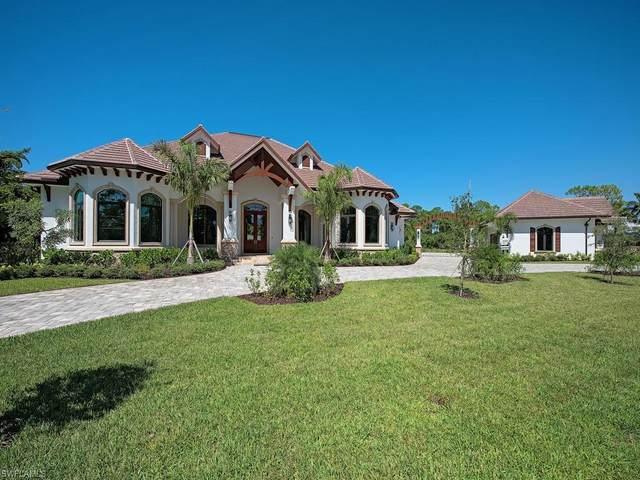 145 Ridge Dr, Naples, FL 34108 (#220034138) :: Southwest Florida R.E. Group Inc