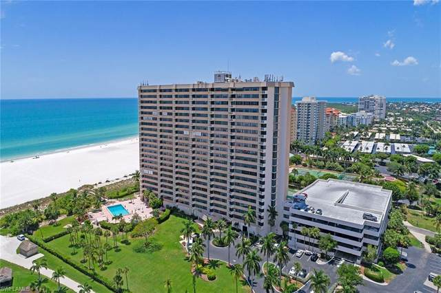 58 N Collier Blvd #802, Marco Island, FL 34145 (MLS #220034243) :: #1 Real Estate Services