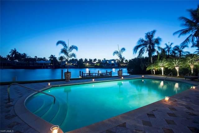1060 Galleon Dr, Naples, FL 34102 (#220034244) :: The Dellatorè Real Estate Group