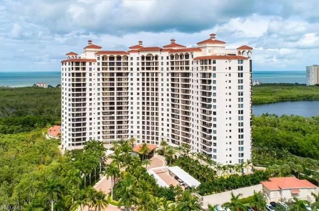 7575 Pelican Bay Blvd #101, Naples, FL 34108 (#220034259) :: The Dellatorè Real Estate Group