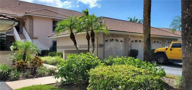 1064 Manor Lake Dr B-205, Naples, FL 34110 (#220034302) :: Southwest Florida R.E. Group Inc