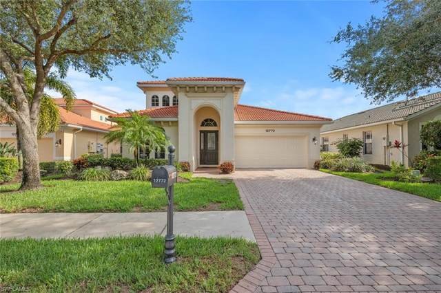 12772 Aviano Dr, Naples, FL 34105 (MLS #220034315) :: The Naples Beach And Homes Team/MVP Realty
