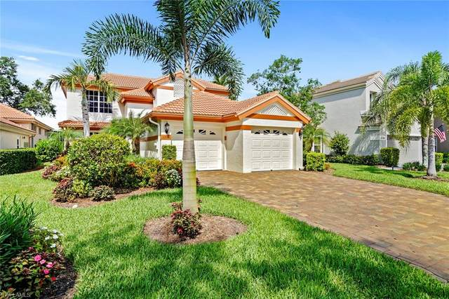 11766 Quail Village Way #14, Naples, FL 34119 (#220034316) :: Equity Realty