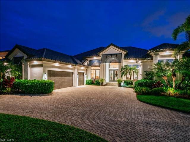 17014 Verona Ln, Naples, FL 34110 (#220034368) :: The Dellatorè Real Estate Group