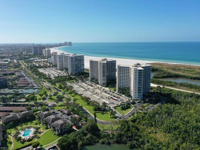 440 Seaview Ct #1805, Marco Island, FL 34145 (MLS #220034405) :: The Naples Beach And Homes Team/MVP Realty