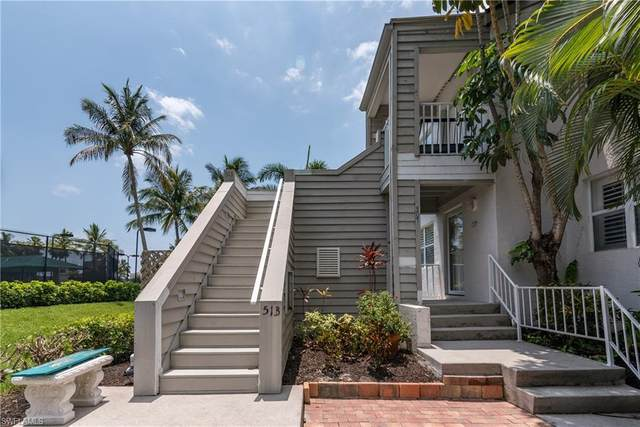 513 Club Side Dr 1-513, Naples, FL 34110 (MLS #220034447) :: The Naples Beach And Homes Team/MVP Realty