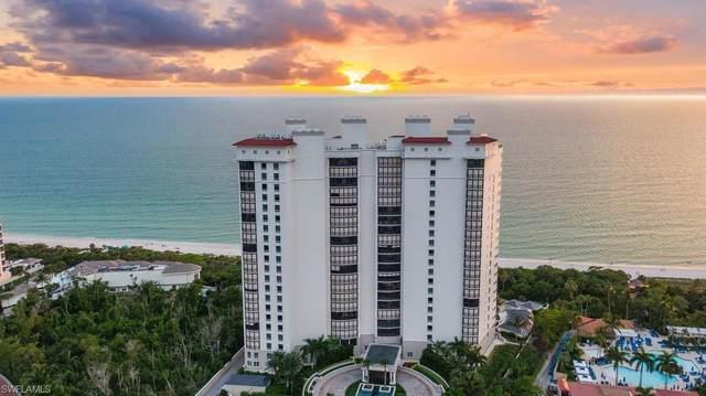 8665 Bay Colony Dr #204, Naples, FL 34108 (#220034506) :: Caine Premier Properties