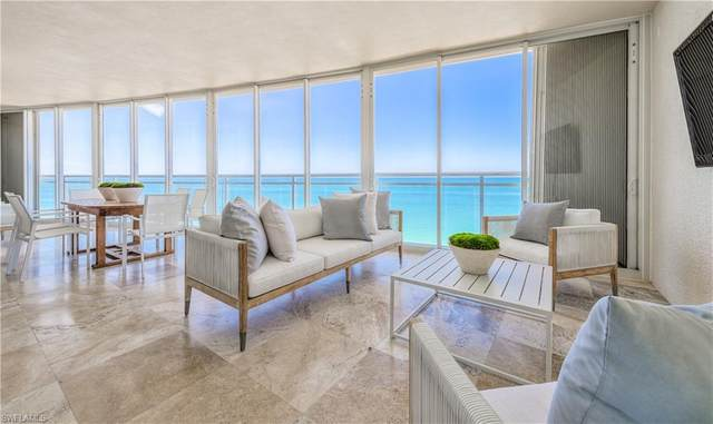 11125 Gulf Shore Dr Ph-4, Naples, FL 34108 (MLS #220034616) :: The Naples Beach And Homes Team/MVP Realty