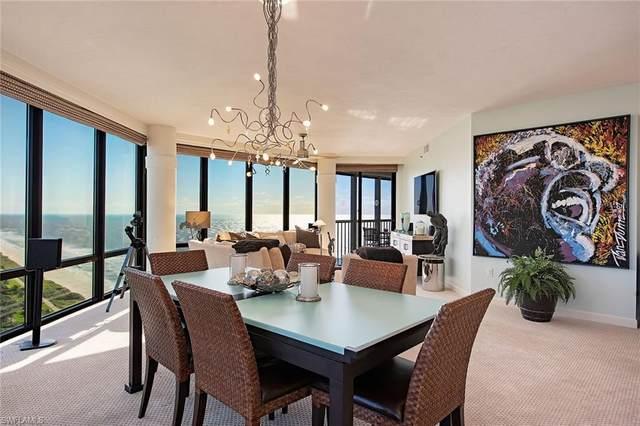 4951 Gulf Shore Blvd N #1701, Naples, FL 34103 (#220034727) :: The Dellatorè Real Estate Group