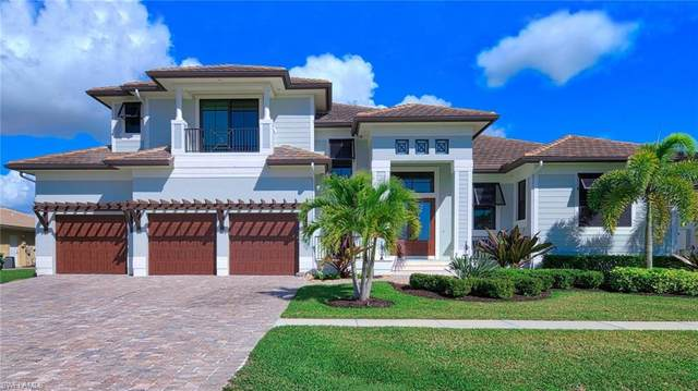 45 Anchor Ct, Marco Island, FL 34145 (MLS #220034783) :: #1 Real Estate Services