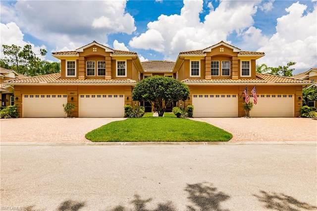 6065 Ashford Ln 6-601, Naples, FL 34110 (#220034829) :: The Dellatorè Real Estate Group