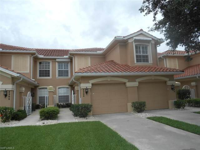 22820 Sago Pointe Dr #2304, Estero, FL 34135 (MLS #220034892) :: Florida Homestar Team