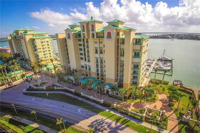 1069 Bald Eagle Dr S-603, Marco Island, FL 34145 (#220034985) :: Caine Premier Properties