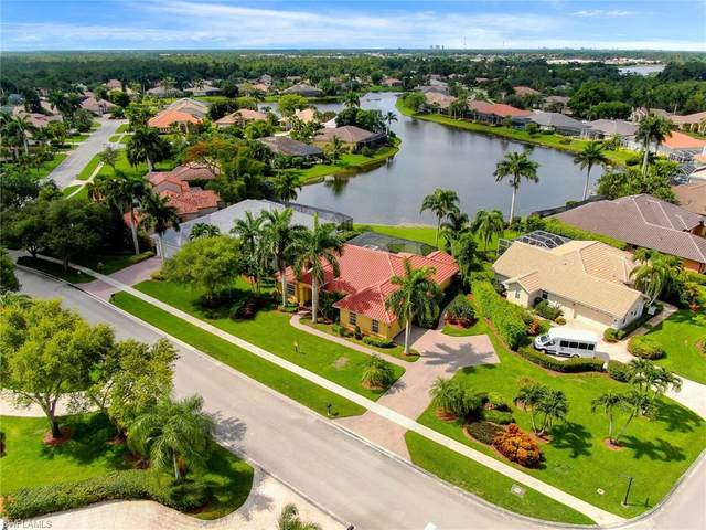 8401 Mallow Ln, Naples, FL 34113 (MLS #220035005) :: The Keller Group