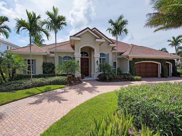 540 Putter Point Pl, Naples, FL 34103 (#220035039) :: Southwest Florida R.E. Group Inc