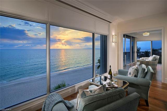 1285 Gulf Shore Blvd N 5B, Naples, FL 34102 (#220035083) :: The Dellatorè Real Estate Group