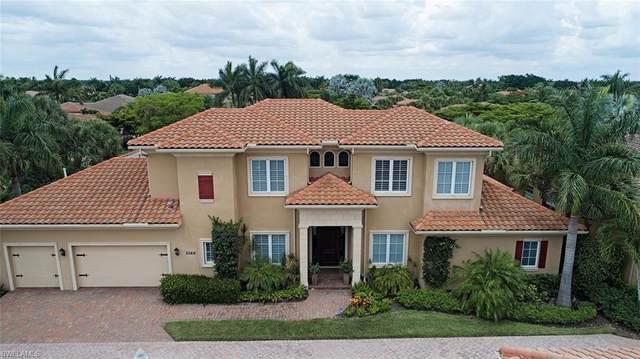 2169 Asti Ct, Naples, FL 34105 (#220035181) :: The Dellatorè Real Estate Group