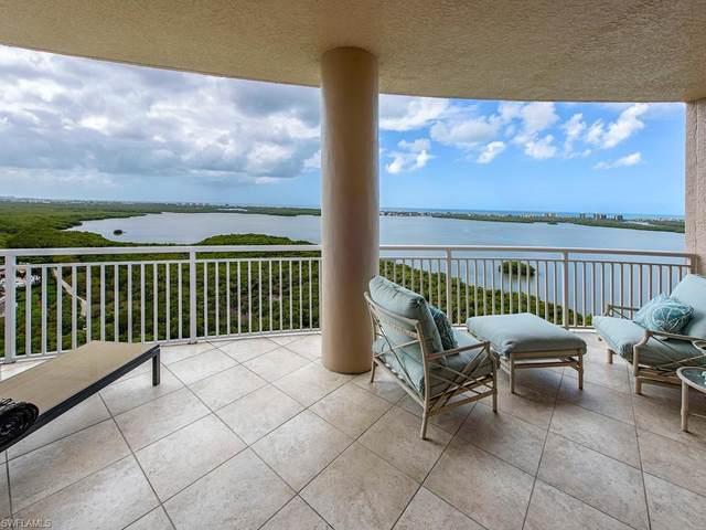 4931 Bonita Bay Blvd #1601, Bonita Springs, FL 34134 (MLS #220035289) :: Dalton Wade Real Estate Group