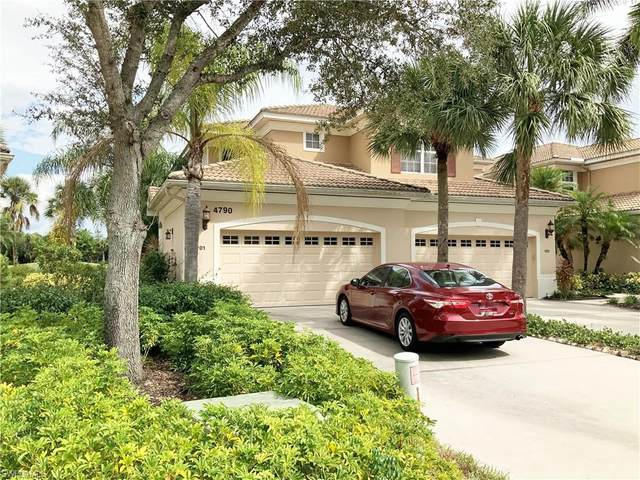4790 Shinnecock Hills Ct 9-201, Naples, FL 34112 (MLS #220035320) :: #1 Real Estate Services
