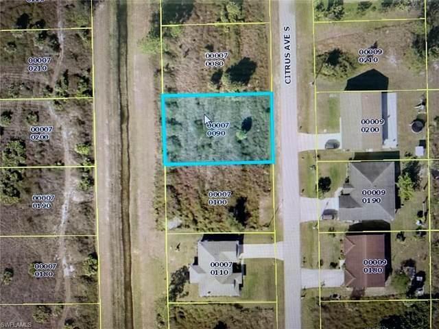 922 Citrus Ave S, Lehigh Acres, FL 33974 (#220035511) :: Caine Premier Properties