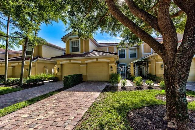 2190 Arielle Dr #904, Naples, FL 34109 (MLS #220035512) :: #1 Real Estate Services