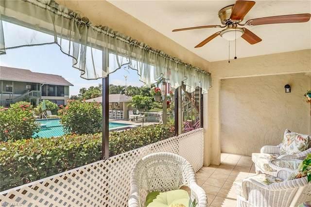 5501 Rattlesnake Hammock Rd #113, Naples, FL 34113 (MLS #220035550) :: Clausen Properties, Inc.
