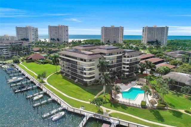 591 Seaview Ct A-210, Marco Island, FL 34145 (#220035561) :: Southwest Florida R.E. Group Inc