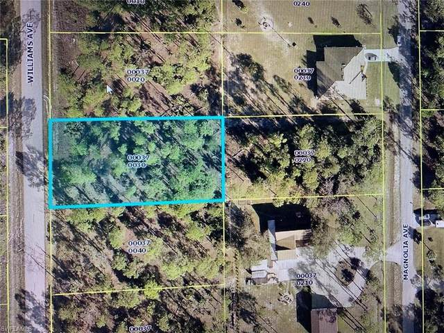 1518 Williams Ave, Lehigh Acres, FL 33972 (MLS #220035593) :: #1 Real Estate Services