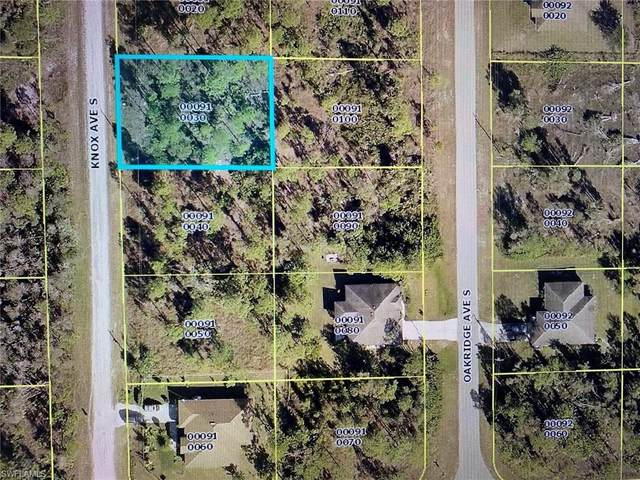 847 Knox Ave S, Lehigh Acres, FL 33974 (MLS #220035597) :: #1 Real Estate Services