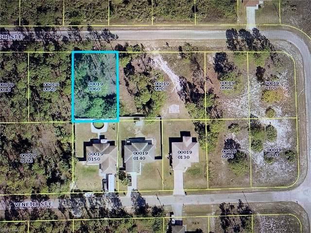 1114 Capri St E, Lehigh Acres, FL 33974 (MLS #220035665) :: RE/MAX Realty Group