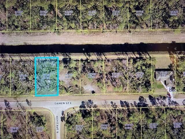1133 Damen St E, Lehigh Acres, FL 33974 (MLS #220035669) :: RE/MAX Realty Group