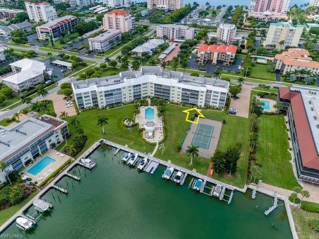 1011 Swallow Ave #102, Marco Island, FL 34145 (#220035831) :: Southwest Florida R.E. Group Inc