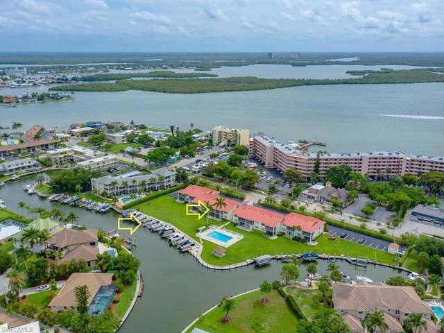1128 Bald Eagle Dr #207, Marco Island, FL 34145 (#220035858) :: Southwest Florida R.E. Group Inc