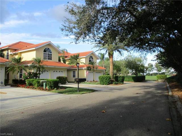 11380 Quail Village Way #103, Naples, FL 34119 (#220036506) :: Equity Realty