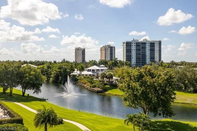 340 Horse Creek Dr #502, Naples, FL 34110 (#220036663) :: Caine Premier Properties